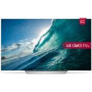 "Televizor OLED LG 139 cm (55"") OLED55C7V, Ultra HD 4K, Smart TV, webOS 3.5, WiFi, CI + Subwoofer Activ LG SWH1, 40 W (Negru)"