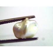 2.84 Carat Certified Natural Keshi Pearl,Certified Moti For moon