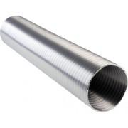Teava flexibila aluminiu Rotheigner Ø 125 mm 2,5 m