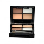 Makeup Revolution London Focus & Fix Eyebrow Shaping Kit 5,8G Medium Dark Per Donna (Cosmetic)