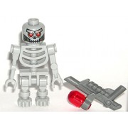 The LEGO Movie - Skeletron with blaster from set 70817
