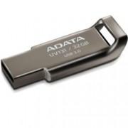 32GB USB Flash Drive, A-Data DashDrive UV131, USB 3.0, сребриста