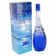 Blue Glow Eau De Toilette Spray By Jennifer Lopez 3.4 oz Eau De Toilette Spray