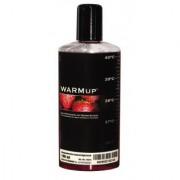 Masážní olej - WARMup Jahoda 150ml
