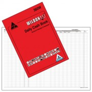 WILDON DAILY CASH BOOK WILDON 360W(EACH)