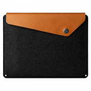 Bolsa da Mujjo para MacBook Pro Retina 13, MacBook Air 13 - Bronze