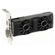 Видеокарта MSI GeForce GTX 1650 1485Mhz PCI-E 3.0 4096Mb 8000Mhz 128 bit HDMI DVI-D HDCP GTX 1650 4GT LP OC