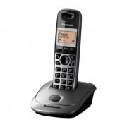 Telefon Panasonic KX-TG2511FXM, siva, Bežični, 24mj