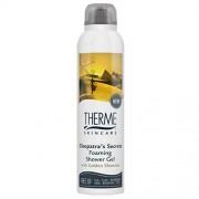 Therme Cleopatra's Secrets Foaming Shower Gel with Golden Shimmer 200 ml
