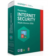 Kaspersky Internet Security 2016 3 User PC Multi-Device 1 Year Retail Seale