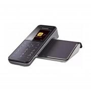 Teléfono Inalámbrico Panasonic KX-PRW110-Negro