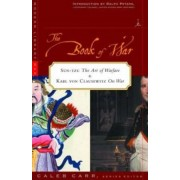 The Book of War: Sun-Tzu the Art of Warfare & Karl Von Clausewitz on War, Paperback