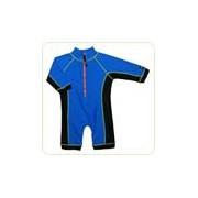 Costum de baie blue black protectie UV
