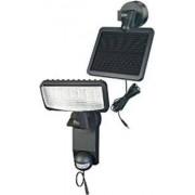 Napelemes Prémium LED-lámp SOL LH1205 P2 IP44 infravörös mozgásérzékelovel 12xLED 0,5W 480lm Kabel-hossz 4,75m Szinek antracit