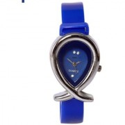 Glory Blue Letest Fish Collection Analog Watch - For Women
