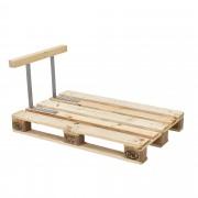 [en.casa] Fa kartámasz raklapbútorhoz - kiegészítő