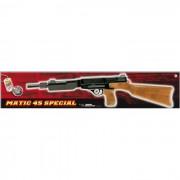 Edison giocattoli mitragliatore matic 45 special