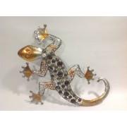 Metal-Art Hagedis - Salamander - Gekko