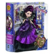Papusi Ever After High Raven Queen Thronecoming la bal