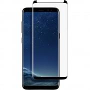 Folie protectie ZMEURINO ZMVIP_S8BK Sticla Securizata Full Body 3D Curved Negru pentru SAMSUNG Galaxy S8