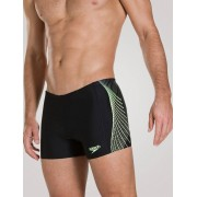 Speedo Placement Aquashort - Svart/zest 32 UK / 36 EU / S