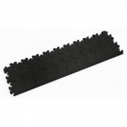 Fortemix Nájezd k dlažbě Fortelock Industry vzor penízky černá