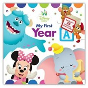 Disney Baby My First Year: Record and Share Baby's 'Firsts', Hardcover/Disney Book Group