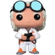 Figurine Pop! Movies Back To The Future Dr. Emmett Brown