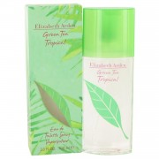 Green Tea Tropical by Elizabeth Arden Eau De Toilette Spray 3.3 oz