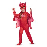 Owlette Classic Toddler PJ Masks Costume, Large/4-6X