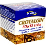 Crotalgin forte krém 50 g *