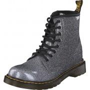 Dr Martens 1460 Glitter J Gunmetal, Skor, Kängor & Boots, Kängor, Lila, Barn, 28