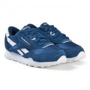 Reebok Classic Sneakers Blå Barnskor 34 (UK 2.5)