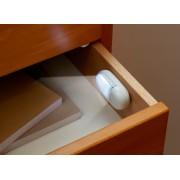 3 lampi pentru sertare cu senzor de lumina