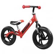 "Bicicleta fara pedale Forever Balance Bike, roti 12"", scaun reglabil (Rosu)"