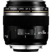 Canon EF-S 60mm F/2.8 Macro USM - 2 Anni Di Garanzia In Italia - Pronta Consegna
