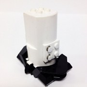 Lego Parts: Monorail Motor 9V with Long Couplings