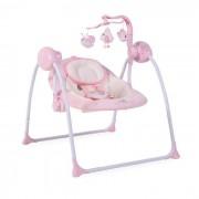 Leagan electric BABY SWING - culoarea roz