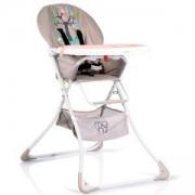 Столче за хранене Cherry, Moni, розово, 356244