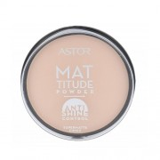 Astor Pudră de matifiere Anti Shine Mattitude (Shine Control Supermatte Powder) 14 g 002 Porcelain