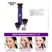 Set pensula electrica pentru machiaj Beauty Spin