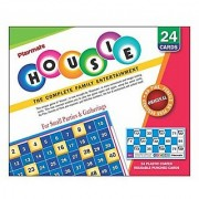 Playmate Housie Game Small 24 cards