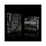 ASUSTEK COMPUTER ASUS TUF B450M-PLUS GAMING placa base Zócalo AM4 AMD B450 Micro ATX