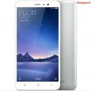 Xiaomi Redmi Note 3 Empreintes Digitales ID 4G FDD MTK6795 Helio X10 Smartphone Argenté