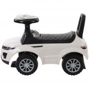 Masinuta fara pedale Land Rover Alb