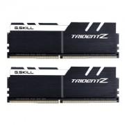Memorie G.Skill Trident Z 16GB (2x8GB) DDR4 3200MHz 1.35V CL16 Dual Channel Kit, F4-3200C16D-16GTZKW