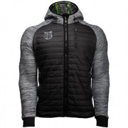 Gorilla Wear Paxville Jacket - Black/Gray - L