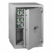 Rolleco Armoire Forte ignifuge magnétique MEDIA DUO 240 Litres