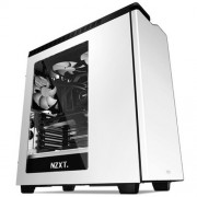 NZXT CASE H440, ATX, USB2.0/3.0, 7 SLOT DI ESPANSIONE, DRIVE BAYS DA 3,5/2,5, 3X120MM FAN INCLUDED (3 FRONT) + 1X140MM FAN INCLUDED (1 REAR), BIANCO/NERO