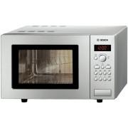 Cuptor cu microunde BOSCH HMT75G451, 800W, 17l, grill, inox